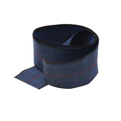 Sangle élastique Bleue GW1 70 mm, le mètre - Fournitures tapissier