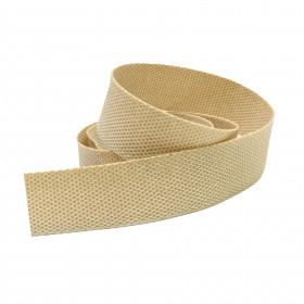 Sanglatex extra 7 largeur 40mm, le mètre - Fournitures tapissier