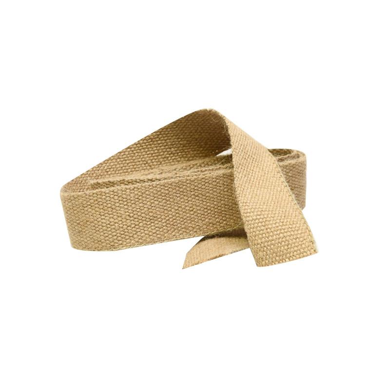 Sangle jute CS 811- 40 mm le mètre - Fournitures tapissier
