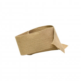Sangle jute CS 811 - 85 mm, le mètre - Fournitures tapissier