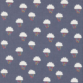 Tissu Scion Collection Guess Who - April Shower - 136,5 cm