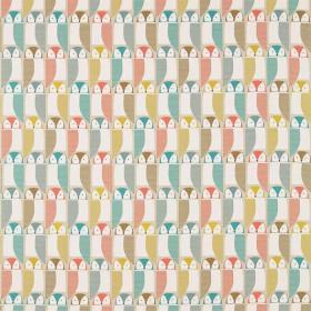 Tissu Scion Collection Pepino - Barnie Owl Soleil - 139 cm