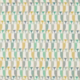Tissu Scion Collection Pepino - Barnie Owl Jade - 139 cm