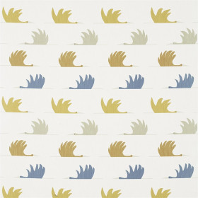 Tissu Scion Collection Pepino - Colin Crane Soufre - 139 cm