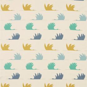 Tissu Scion Collection Pepino - Colin Crane Jade - 139 cm