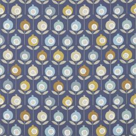 Tissu Scion Collection Pepino - Pépino Encre - 139 cm