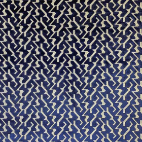 Tissu Casal - Collection Kyoto - Sake Marine - 140 cm