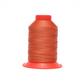 Fusette de fil Rouge clair - SERAFIL N°20 - 600 ml - 1288 - Mercerie