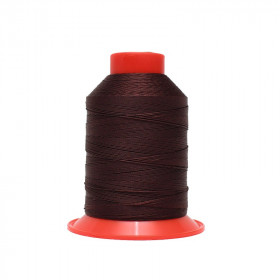 Fusette de fil Bordeaux - SERAFIL N°20 - 600 ml - 1350 - Mercerie