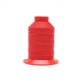 Fusette de fil Rouge - SERAFIL N°20 - 600 ml - 104 - Mercerie