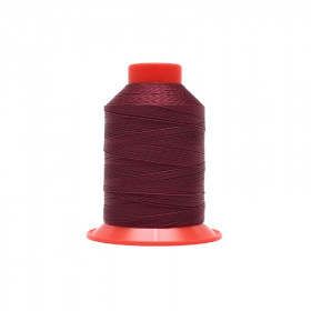 Fusette de fil Bordeaux - SERAFIL N°20 - 600 ml - 109 - Mercerie
