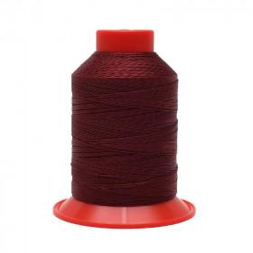 Fusette de fil Bordeaux - SERAFIL N°20 - 600 ml - 128 - Mercerie