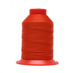 Fusette de fil Orange - SERAFIL N°20 - 600 ml - 450 - Mercerie