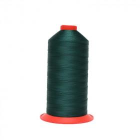 Bobine de fil Vert foncé SERAFIL N°40 - 5000 ml - 757 - Mercerie