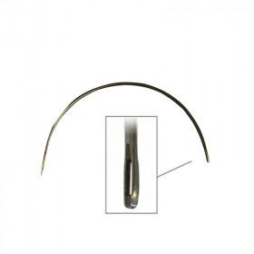 Carrelets courbes fins 40mm A l'unité - Chas intérieur - Outils tapissier