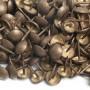 200 Clous tapissier Bronze Doré 10,5 mm