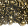 200 Clous tapissier FAM Oxydé 10,5 mm