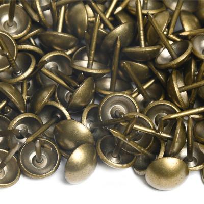 1000 Clous tapissier FAM Oxydé 10,5mm