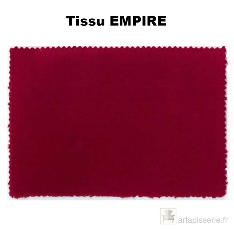 Tissu Empire Non Feu M1 620/m2, les 38 mètres - Tissus ameublement