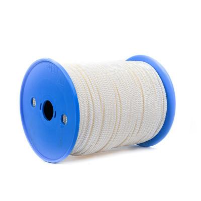 Drisse polyamide tressée ø4 mm - Rouleau de 100 mètres