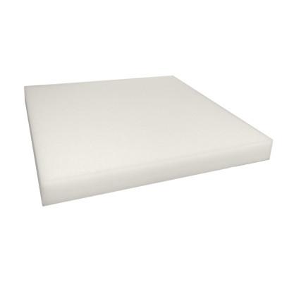 Mousse pour galette de chaise carrée 40x40x3cm