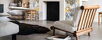 Tissu Casamance - Collection Illusion