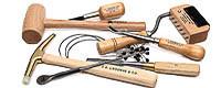 Kits outils de tapissier. Outils Vergez Blanchard, Osborne, Bohin