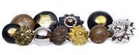 Clous tapissier diamètre 18 à 30 mm