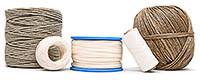 Fil, ficelle et corde pour ameublement et décoration